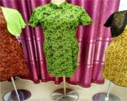 针织时装韩版服装三醋酸面料